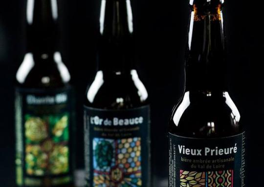 etiquette biere qualitative honigmann
