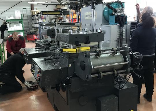Nouvelles machines février 2019